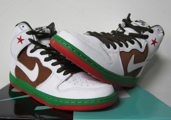 Dunk High California