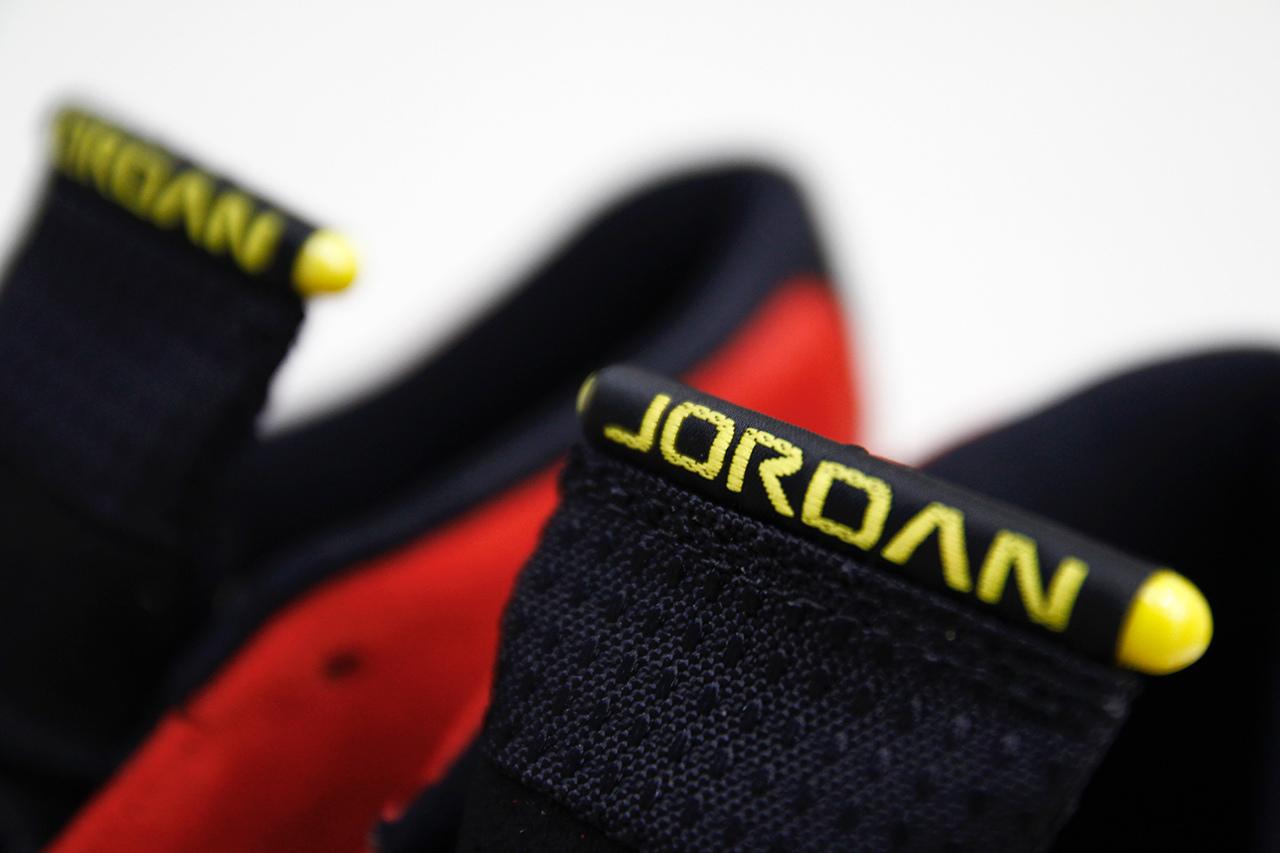 Jordan 14 Ferrari 4