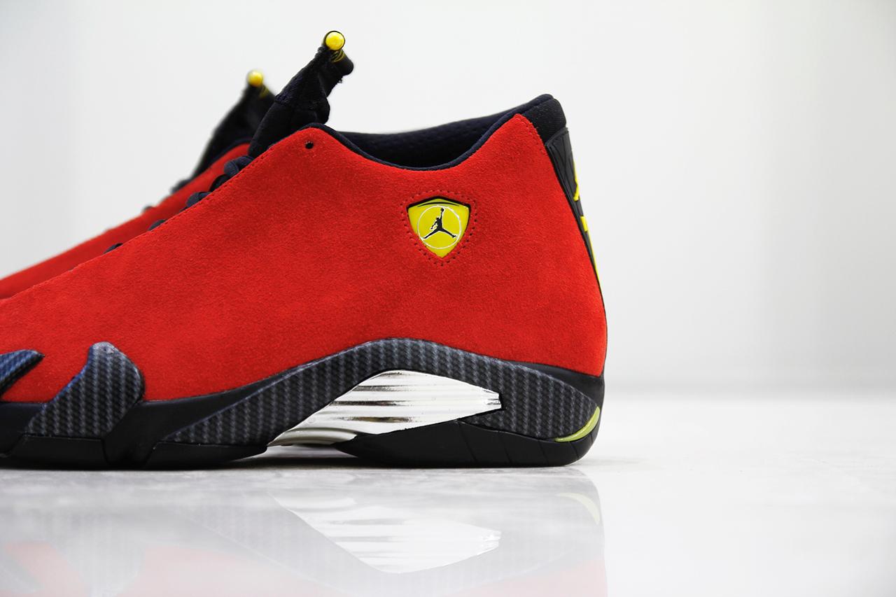 Jordan 14 Ferrari 5