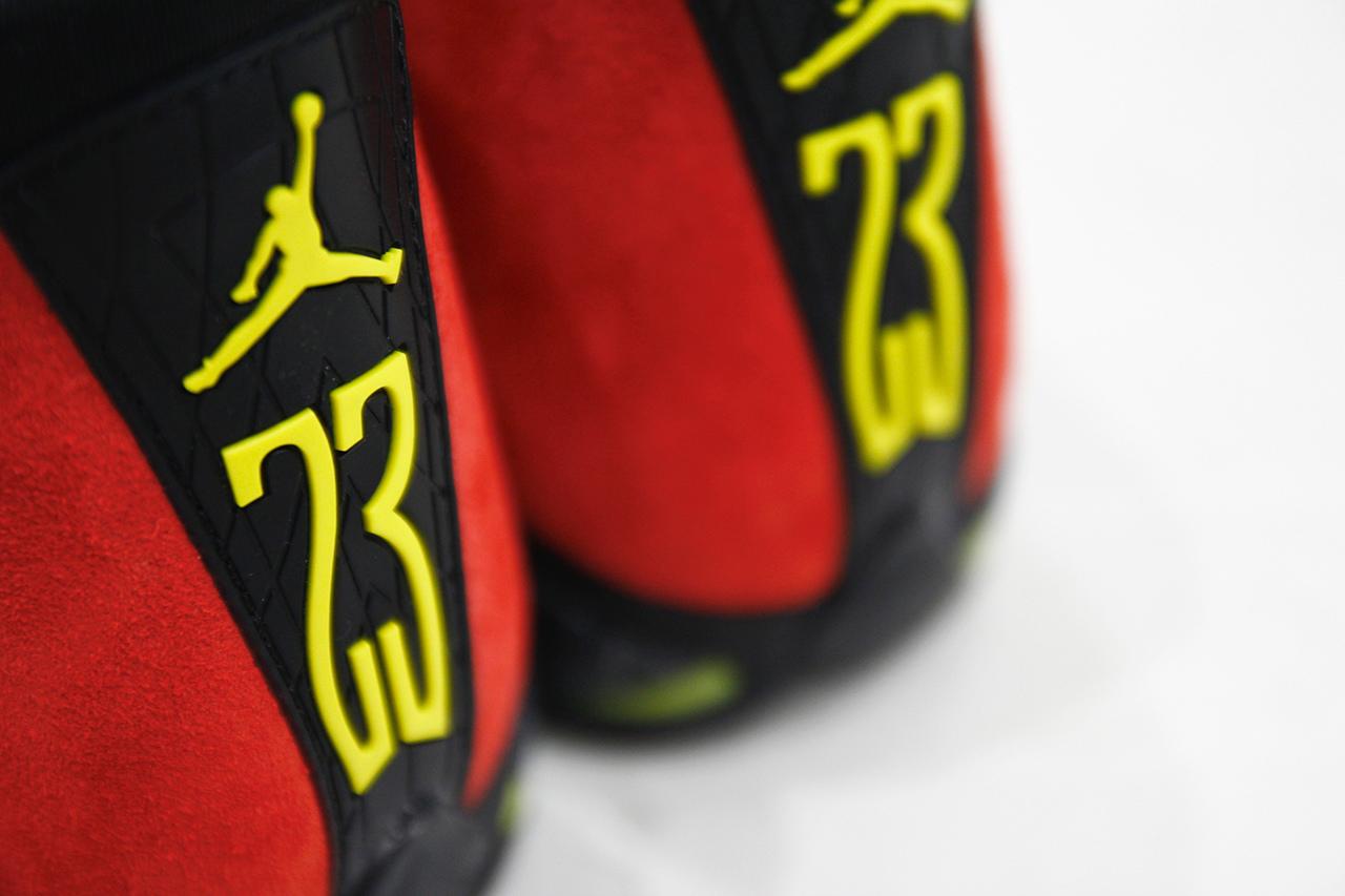 Jordan 14 Ferrari 7