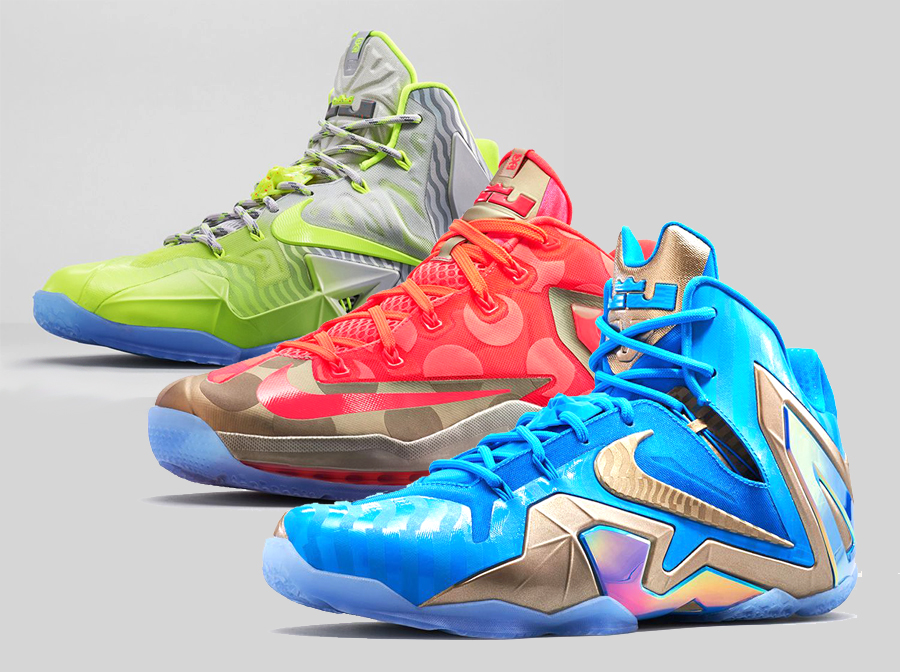 LeBron 11 Maison du LeBron Collection