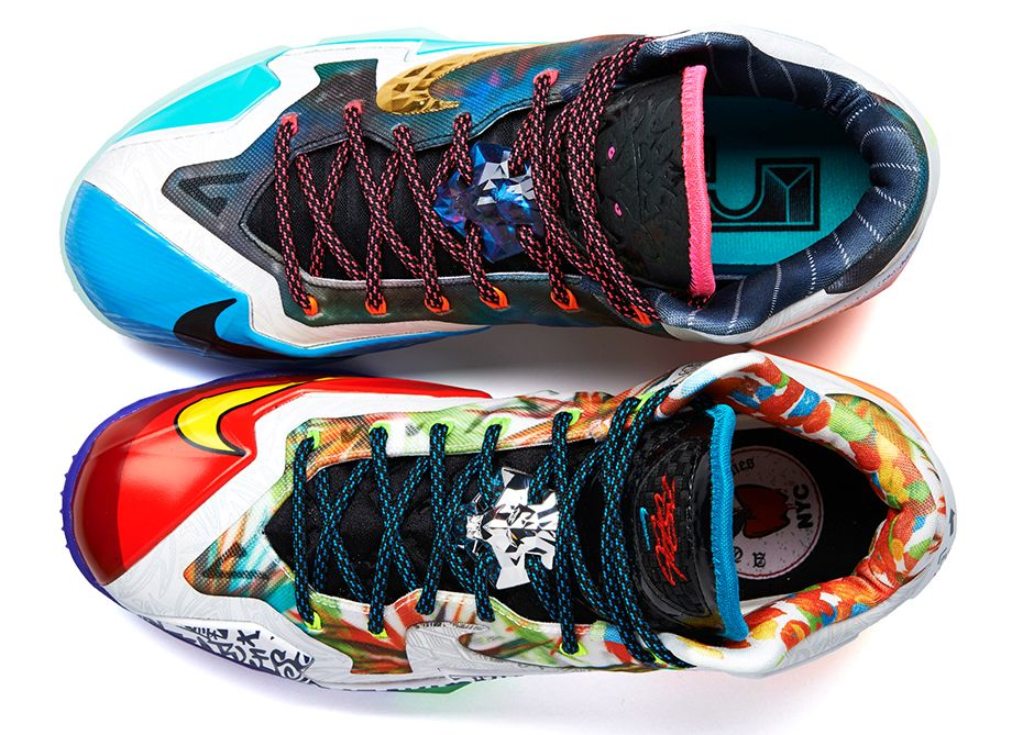 LeBron 11 What The LeBron 2