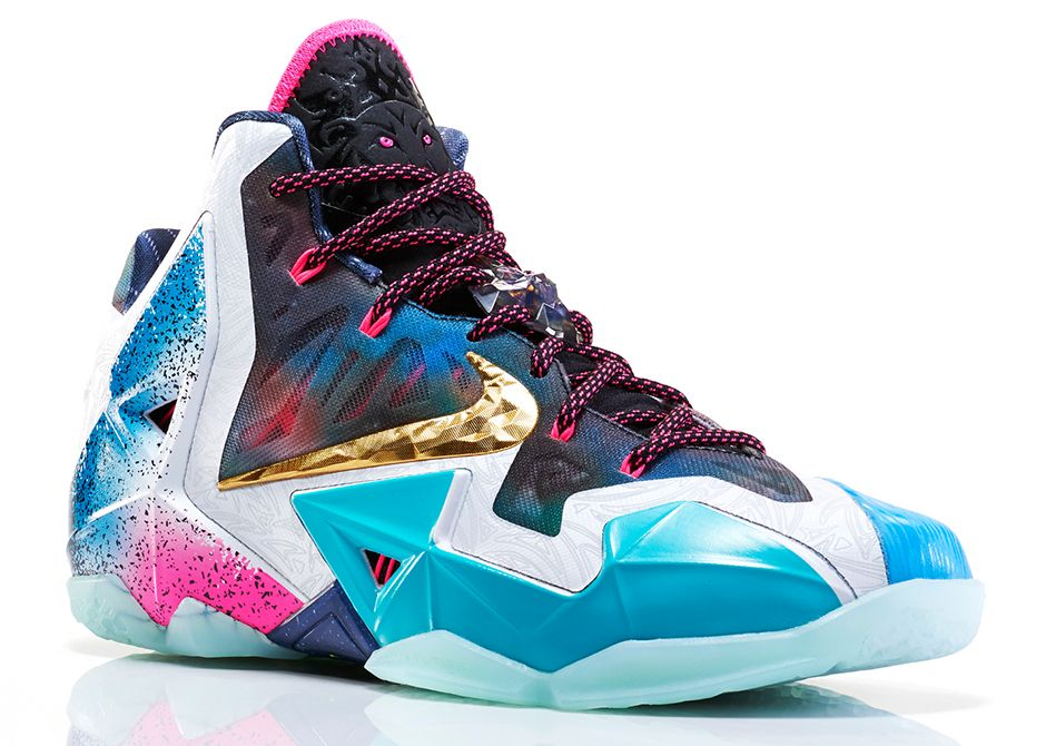 LeBron 11 What The LeBron 8