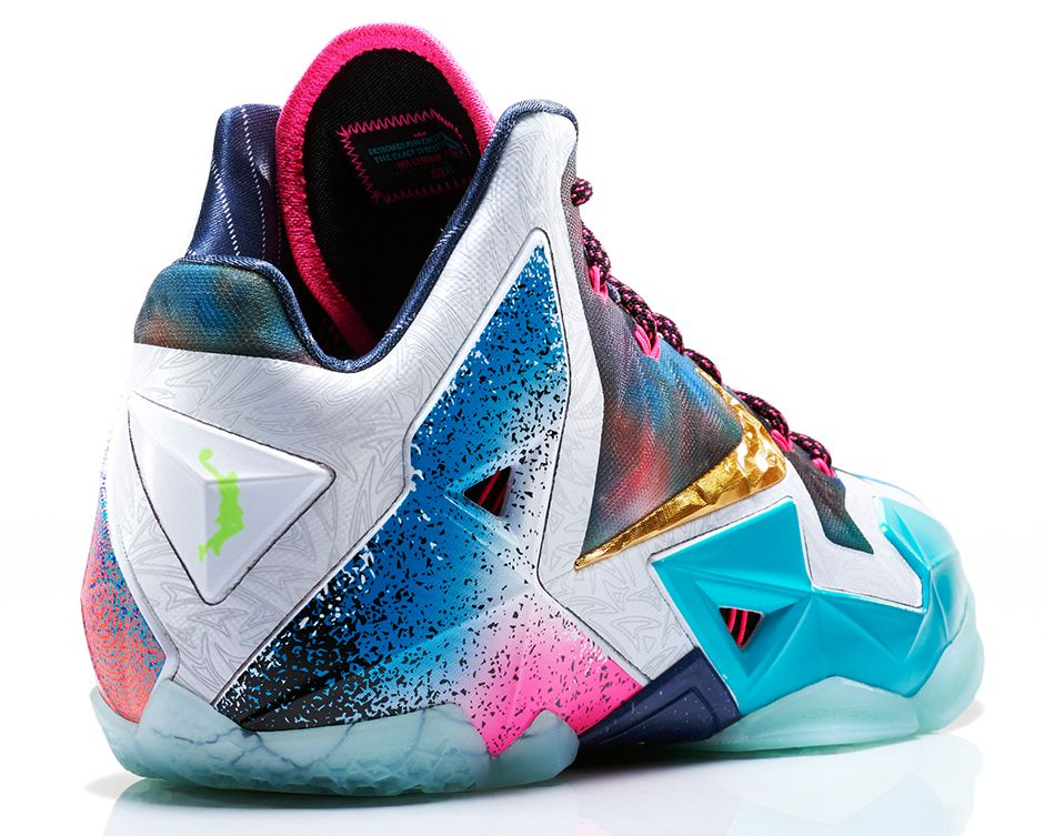 LeBron 11 What The LeBron 9
