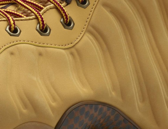 Nike Air Foamposite Wheat 3