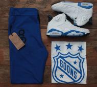 jordan 6 sport blue shirt 10