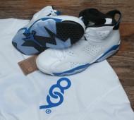 jordan 6 sport blue shirt 7