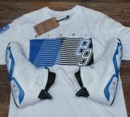 jordan 6 sport blue shirt 8