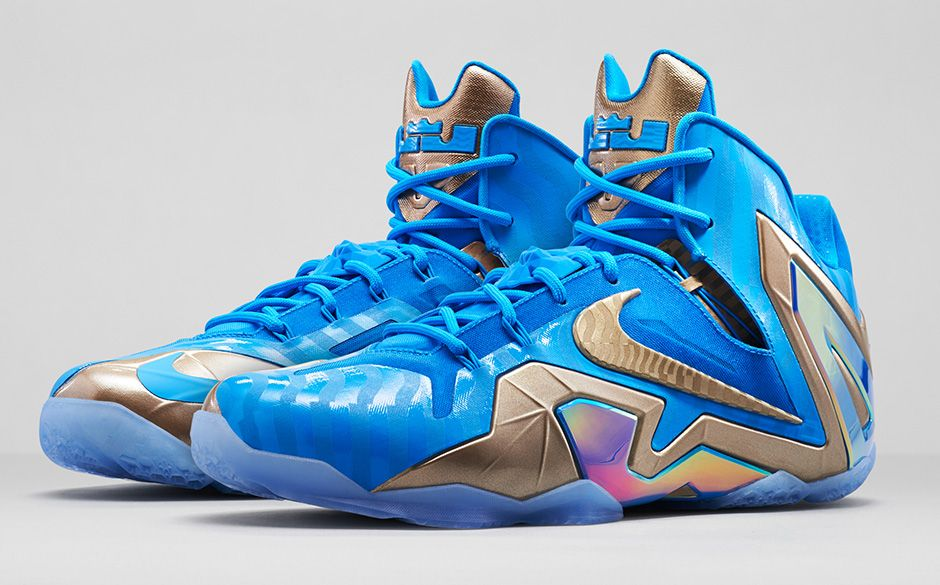 leBron 11 maison du leBron collection 4