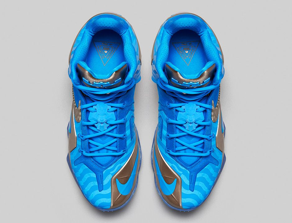 leBron 11 maison du leBron collection 5. Nike LeBron 11 Elite Maison Du  LeBron. Color  Blue Hero Metallic Zinc-Ice Style Code  682892-404 463f4fd76