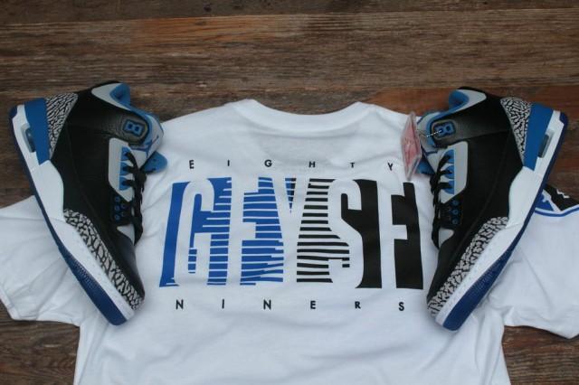 sport blue jordan 3 shirt 2