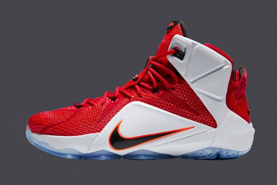 best sneakers bfd2d 82fb3 lebron-12-heart-of-lion-900x600