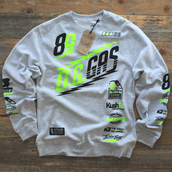 goons and og gas crewneck sweatshirts 1