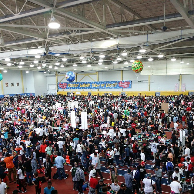 october 2014 sneaker con dmv video recap 2