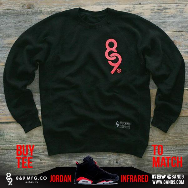 2014 Jordan Infrared 6 Shirts 7