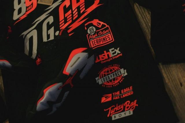2014 jordan infrared 6 shirts