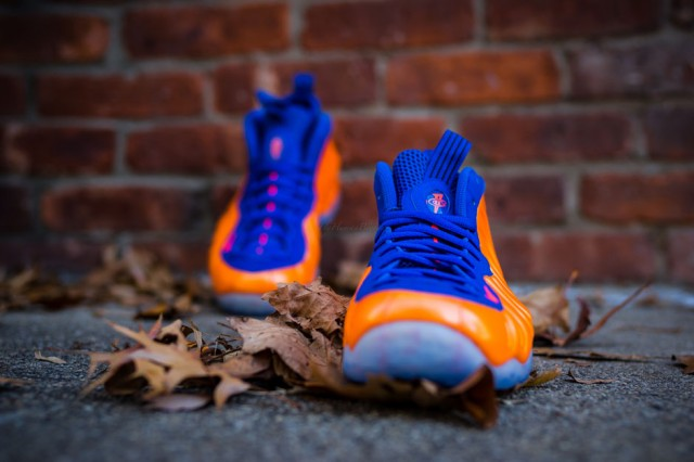 2014 knicks and volt foamposite release 1