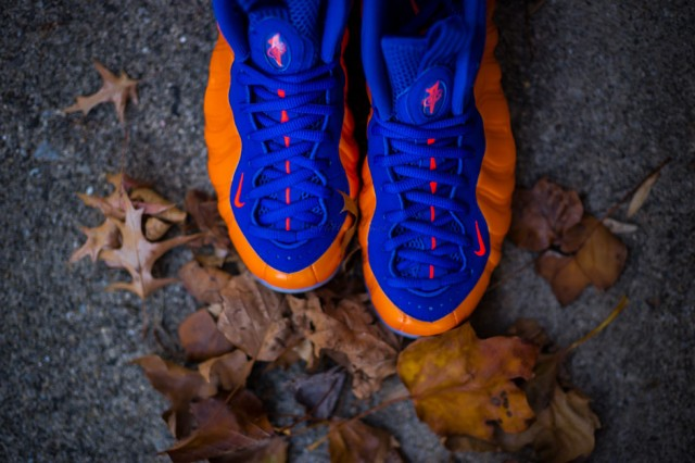 2014 knicks and volt foamposite release 2