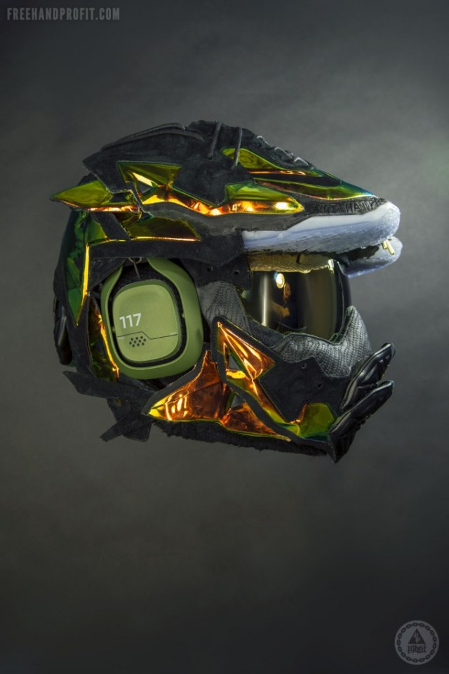 freehand profit master chief gaming helmet 5