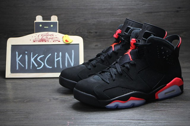 release reminder jordan 6 black infrared 1