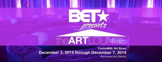 2nd Annual Fusion MIA: Presents the BET Art Lounge