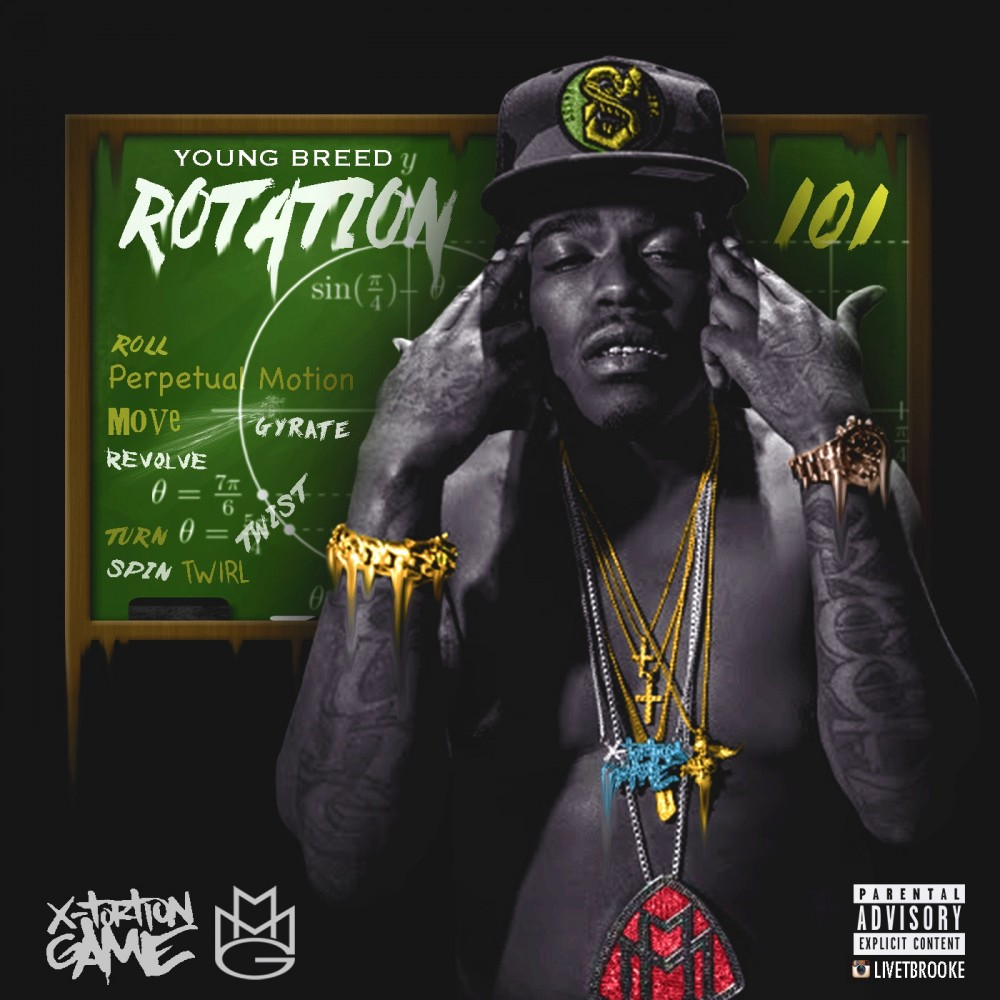 Young Breed Rotation 101 Mixtape