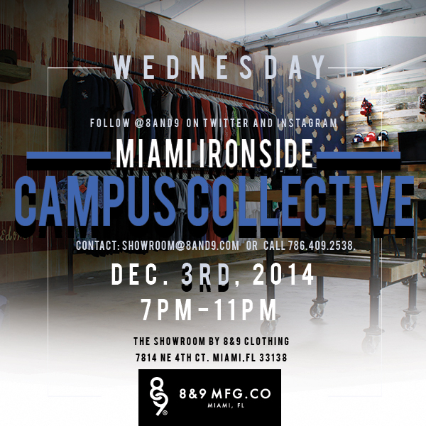 Miami Ironside + MOCA Campus Collective Party