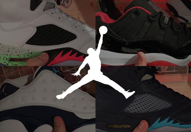 2015 jordan brand summer releases