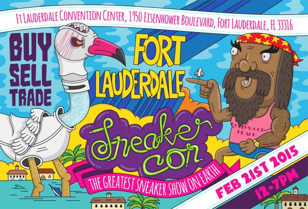 Sneaker Con Ft Lauderdale