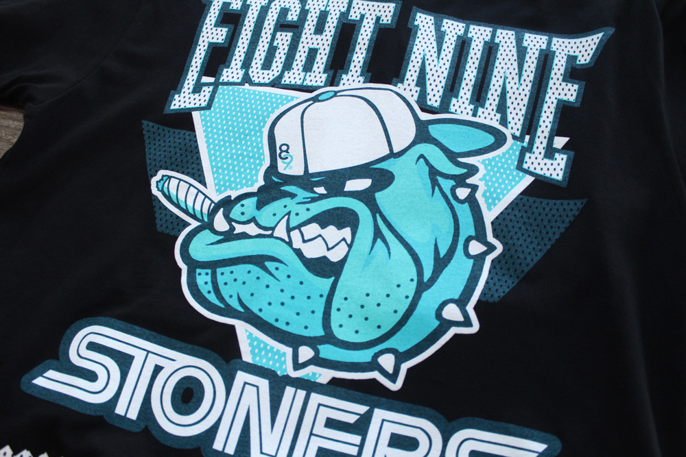 new january 2015 releases teal stoner