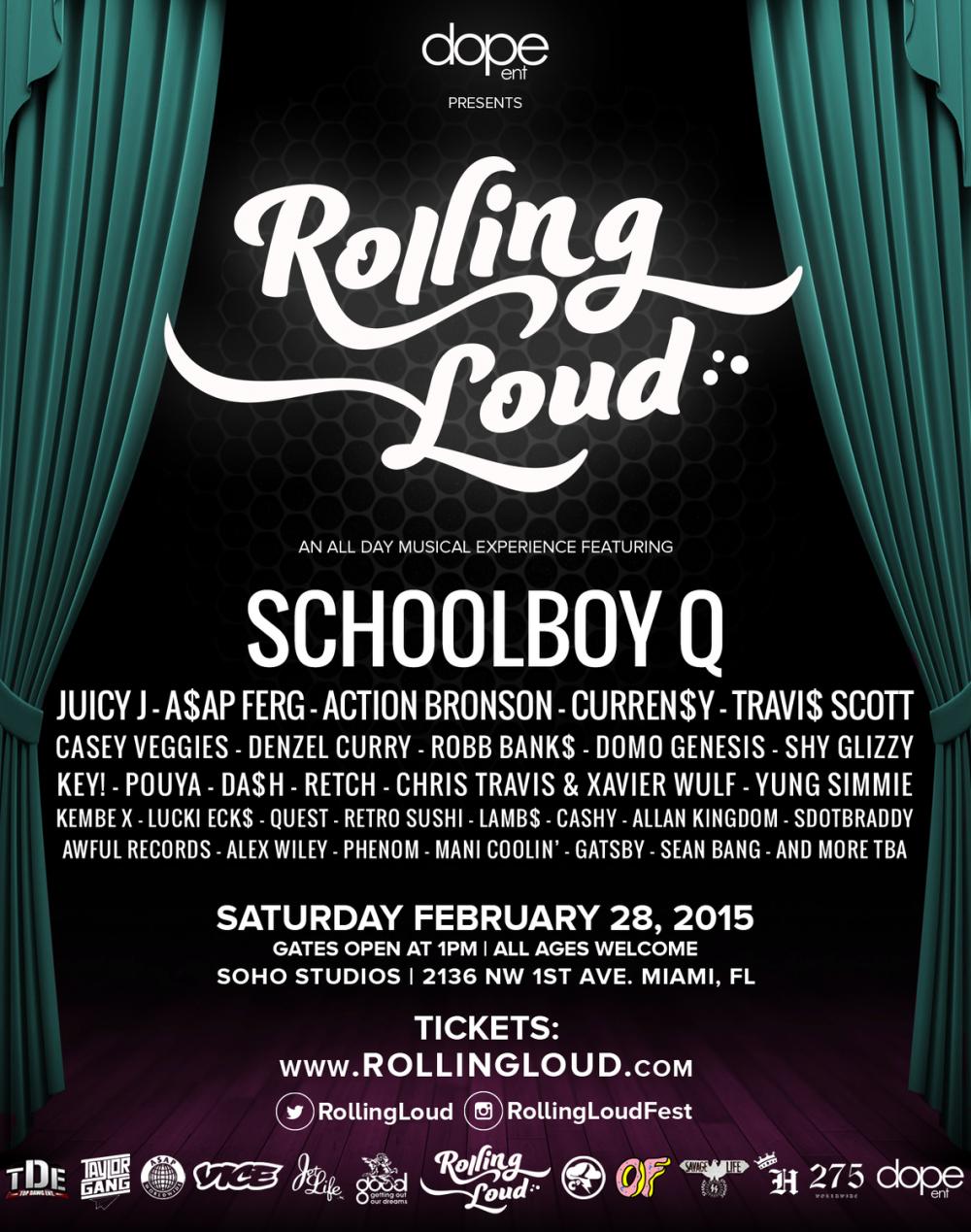 Rolling Loud Music Festival