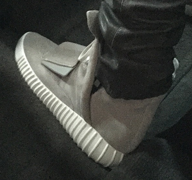 adidas yeezy 3 side view